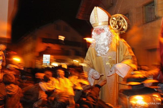 Праздник Крампуса