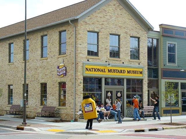 Необычные музеи мира: музей горчицы