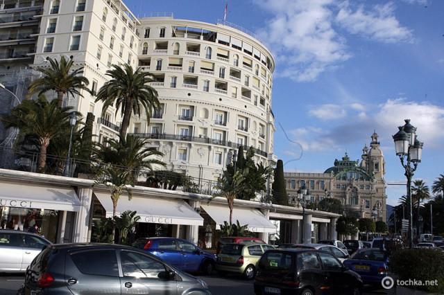 Путешествие по мини-странам: Княжество Монако