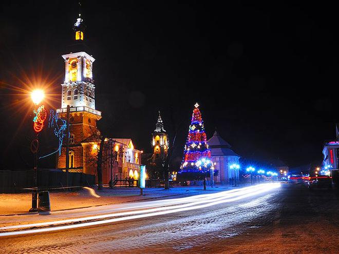 Встречаем Новый год 2011 в Украине