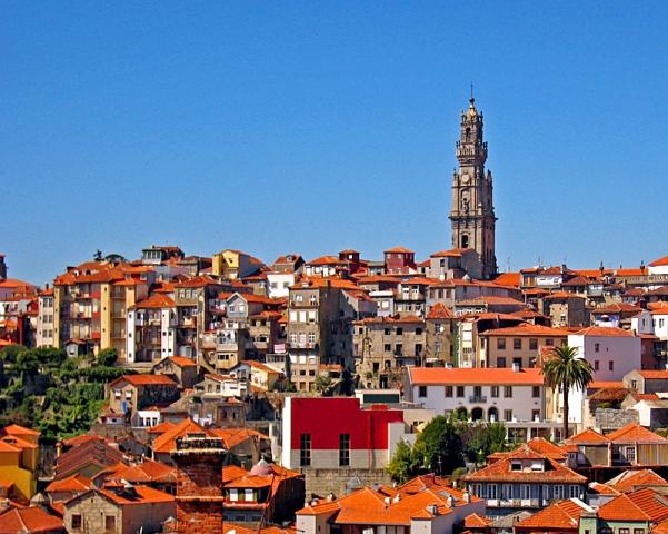 Що потрібно зробити в Порту: церква Клерігуш