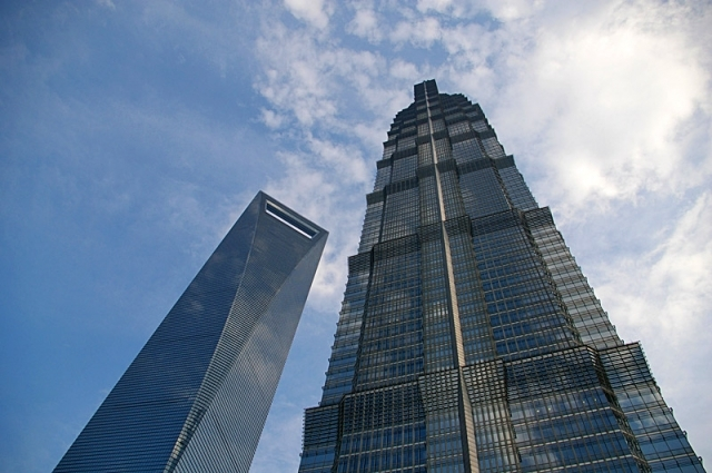 Shanghai World Financial Center - Китай