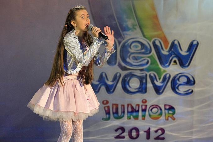 Детская Новая волна, 16.04.2012