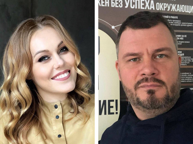 Alyosha та Вадим Лисиця