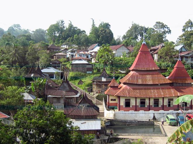 ТОП-7 самых красивых деревень мира