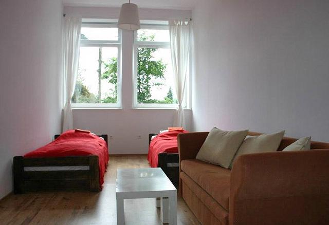 Дешевые хостелы Гданська: Hostel Gdańsk
