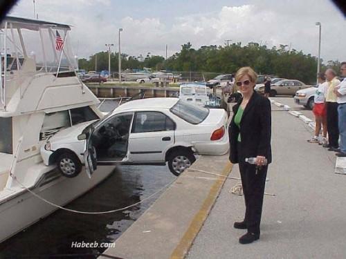 Дорогие женщины и автомобиль