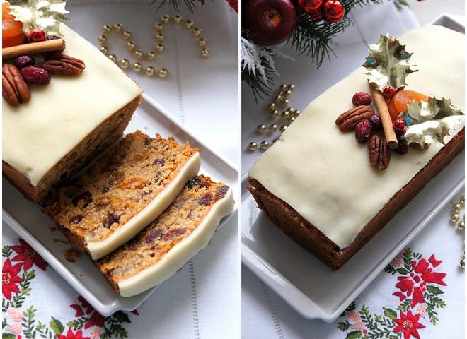 Рецепты рождественского кекса