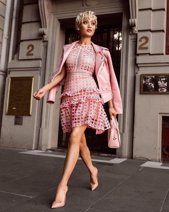 С чем носить платья: 20 беспроигрышных комбинаций