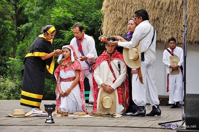 Свадьба «не как у всех»: Свадьба в Мексике