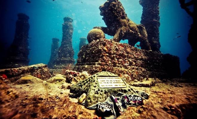ТОП-5 красивейших подводных городов