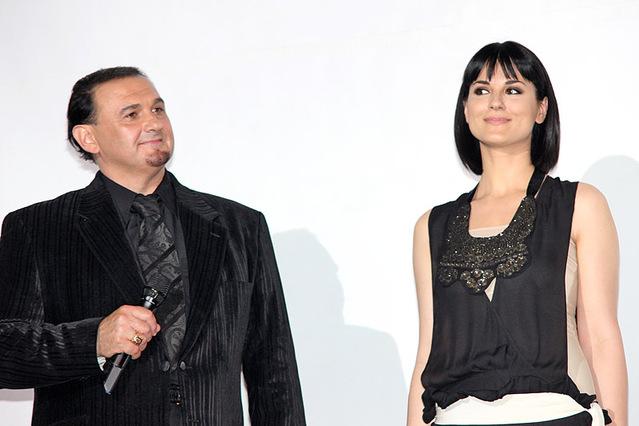 Закрытие кинофестиваля в Трускавце