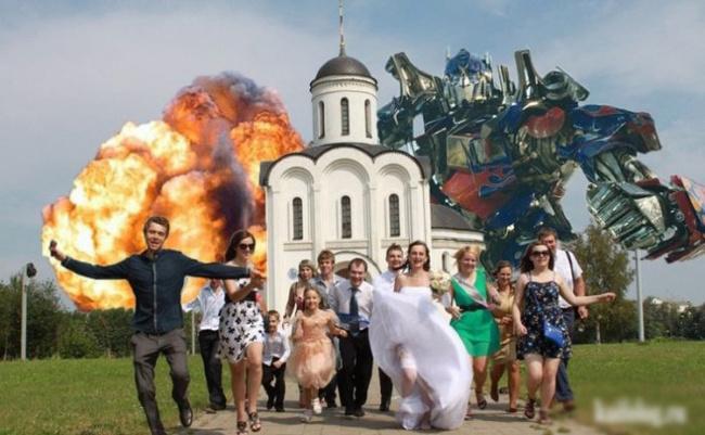 Свадебные фото, которые нельзя показывать