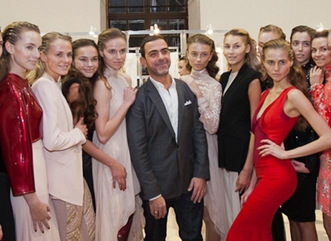 Antonio Berardi на Ukrainian Fashion Week