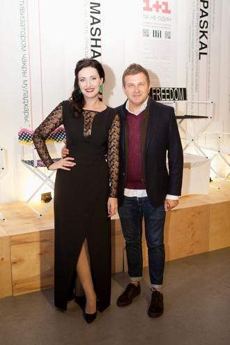 Соломия Витвицкая и Юрий Горбунов