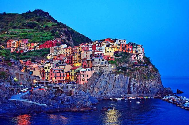 Honeymoon в Італії: Чінкве-Терре