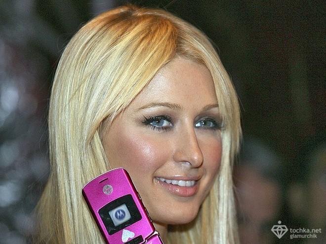 Пэрис Хилтон потеряла все телефоны - glamurchik.tochka.net пэрис хилтон