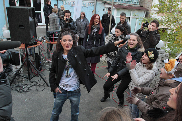 Концерт Русланы