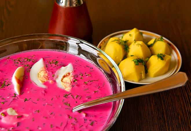 10 причин поехать в Прибалтику: национальная еда