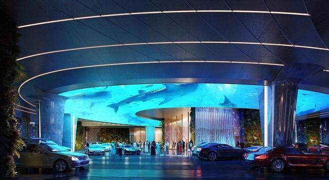 У Дубаї з'явиться перший в світі готель з тропічним лісом