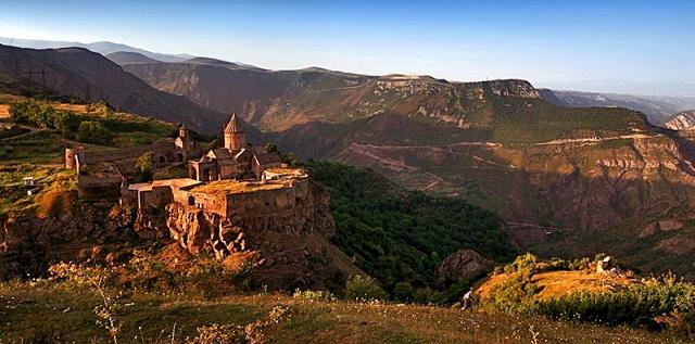 Монастир Татев, Вірменія