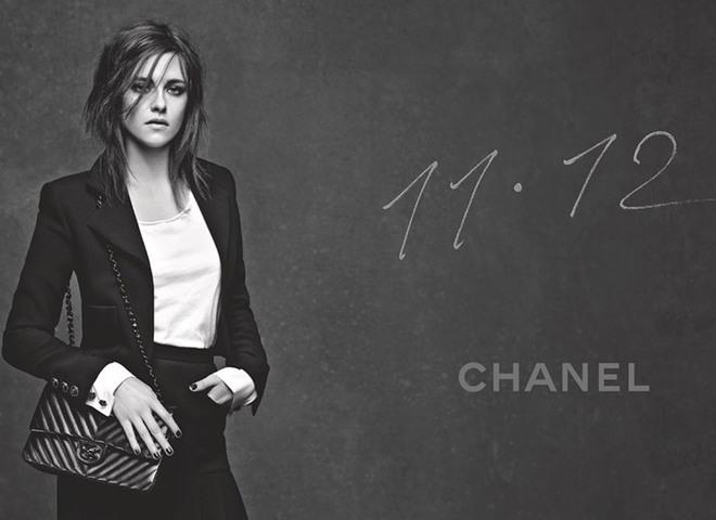Chanel рекламна кампания