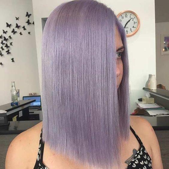 Лавандовые волосы: тренд лета 2020 или очередной способ обратить на себя внимание