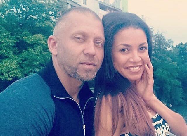 Полина Ололо с Серегой