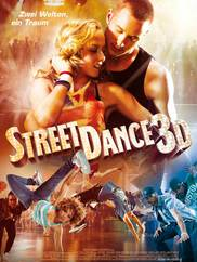 Уличные танцы 3D