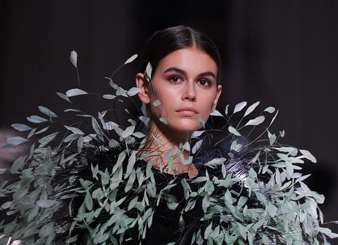 4 образа Кайі Гербер на тижні моди