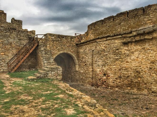 Фортеці, зникле село і українська Венеція: куди їхати в Одеській області