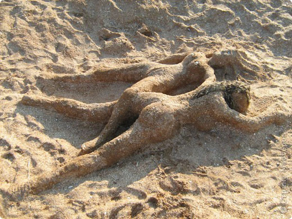 Песочные красотки. Эротическая подборка