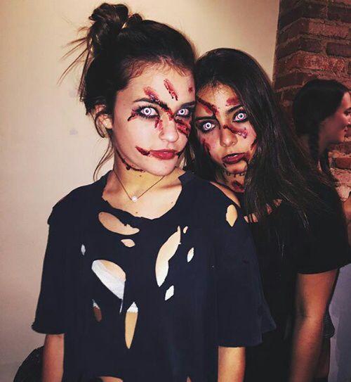 Костюмы на Хэллоуин 2017
