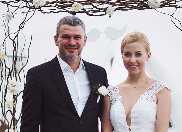 Арсен Мірзоян і Тоня Матвієнко одружилися