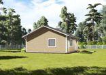 Cтроительство загородного дома. План дома, 1 этаж. Каркасный дом.