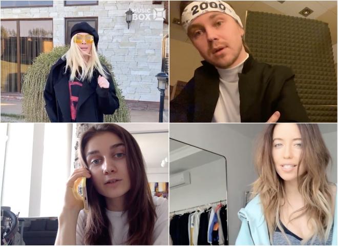MONATIK, Артём Пивоваров, ALEKSEEV, Потап, Надя Дорофеева и другие артисты – в социальном призыве от Music Box