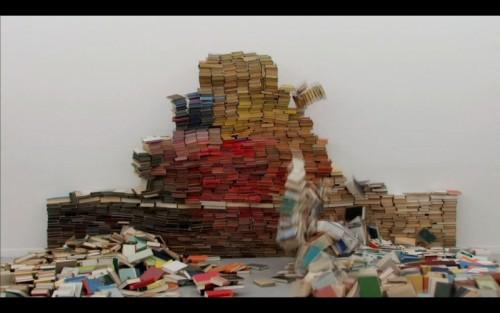 книжный хаос - МЕГАинсталяция  !!wow