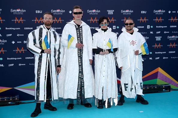 Группа Go_A на Евровидении 2021