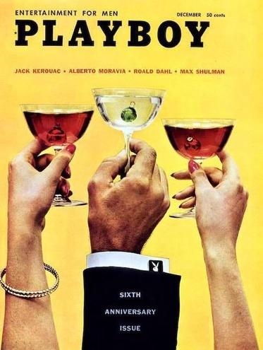 Обложки Playboy
