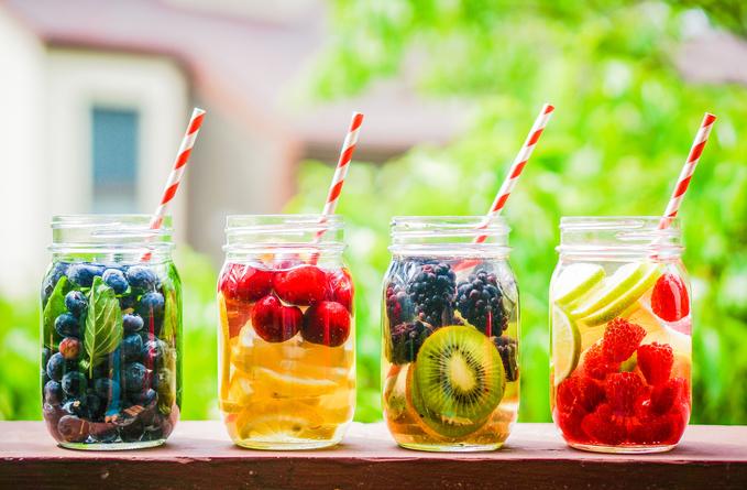 Літні коктейлі для схуднення