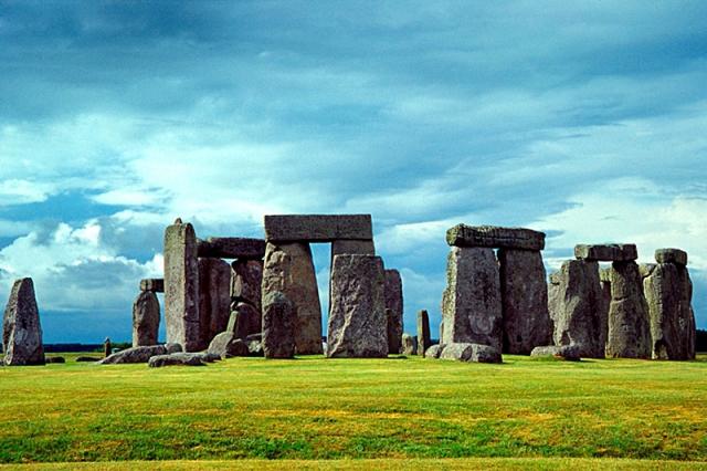 «Британомания»: 5 романтических достопримечательностей страны - Стоунхендж