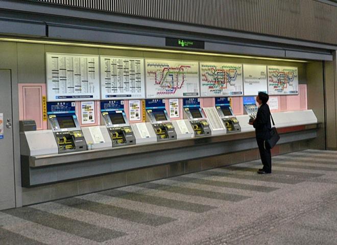 Найзаплутаніші метро світу: Токіо, Японія