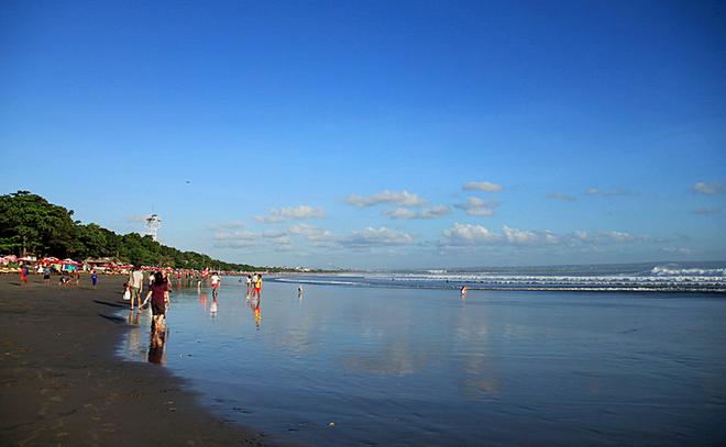 Тури на Новий рік 2013: пляж Кута - Балі