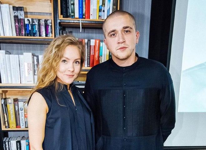 Алена Шоптенко с мужем Алексеем