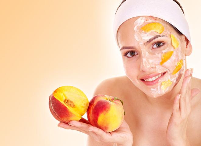Маски из абрикоса и персика защитят кожу от сухости и ранних морщин