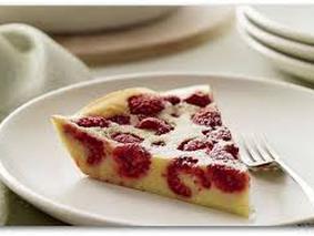 Клафути – романтичный десерт
