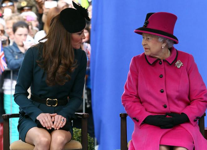 помади Кейт і Єлизавети