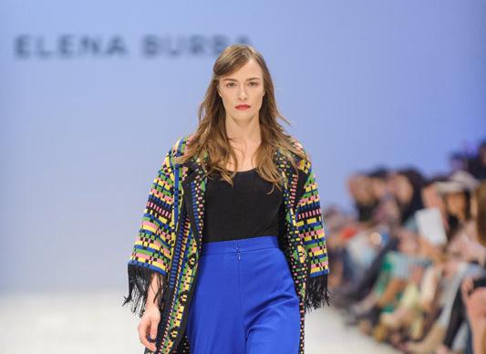 UFW: показ Elena BURBA