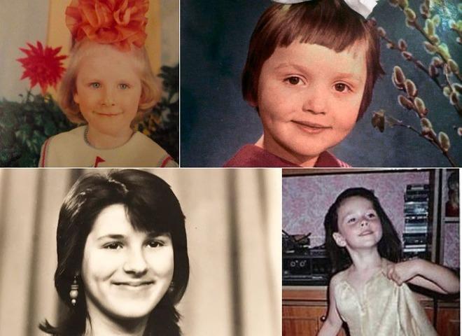 Дитячі фото зірок: як виглядали українські артистки?