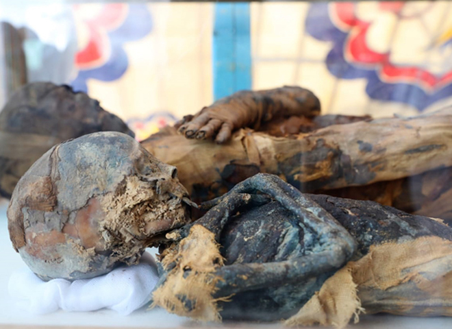 Археологи обнаружили новую гробницу в Египте